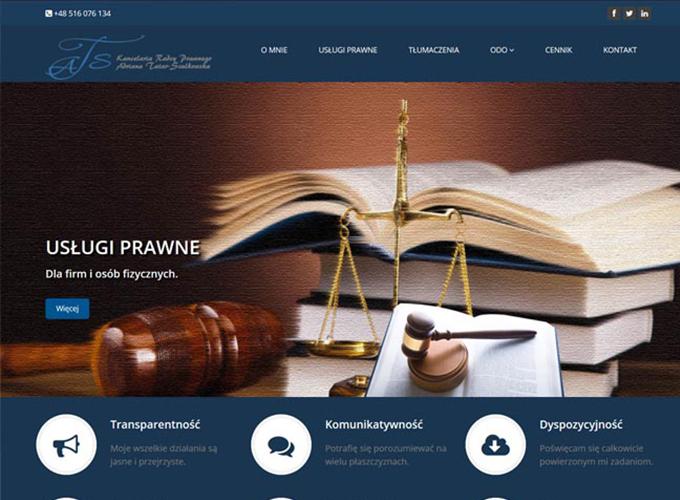 strony www kielce - apsolution.pl - kancelaria ats