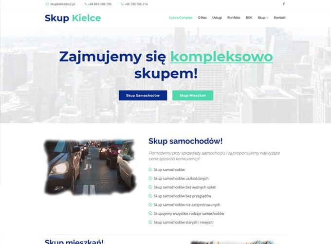 strony www kielce - apsolution.pl - Skup Kielce
