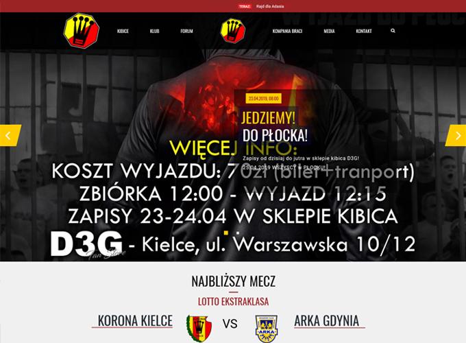 strony www kielce - apsolution.pl - SKKK ZK