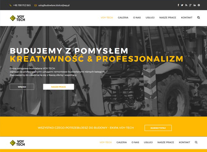 strony www kielce - apsolution.pl - voytech kielce